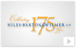 Niles Barton Anniversary