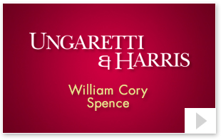 Ungaretti William Cory Announcement