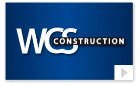 wcs construction Company Announcement Video Presentation Thumbnail