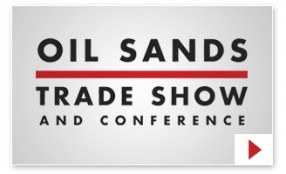oil sands business Announcement Video Presentation Thumbnail