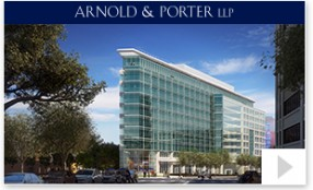 arnold porter business Announcement Video Presentation Thumbnail