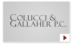 collucci Gallaher Company Announcement Video Presentation Thumbnail
