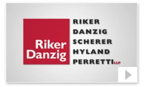 Riker Danzig Company Annoucement Corporate Video Thumbnail