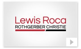 19. Lewis Roca New Partner Announcement
