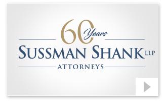 Sussman Shank - 60th Anniversary corporate thumbnail